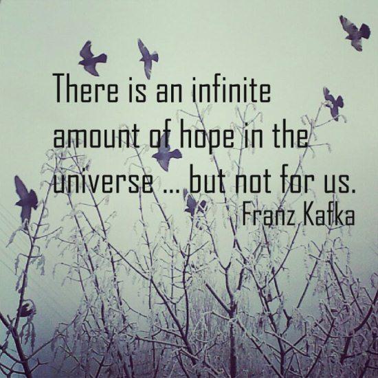 Zitate von Franz Kafka