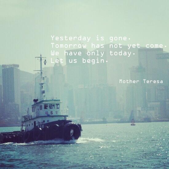 Zitate von Mutter Teresa