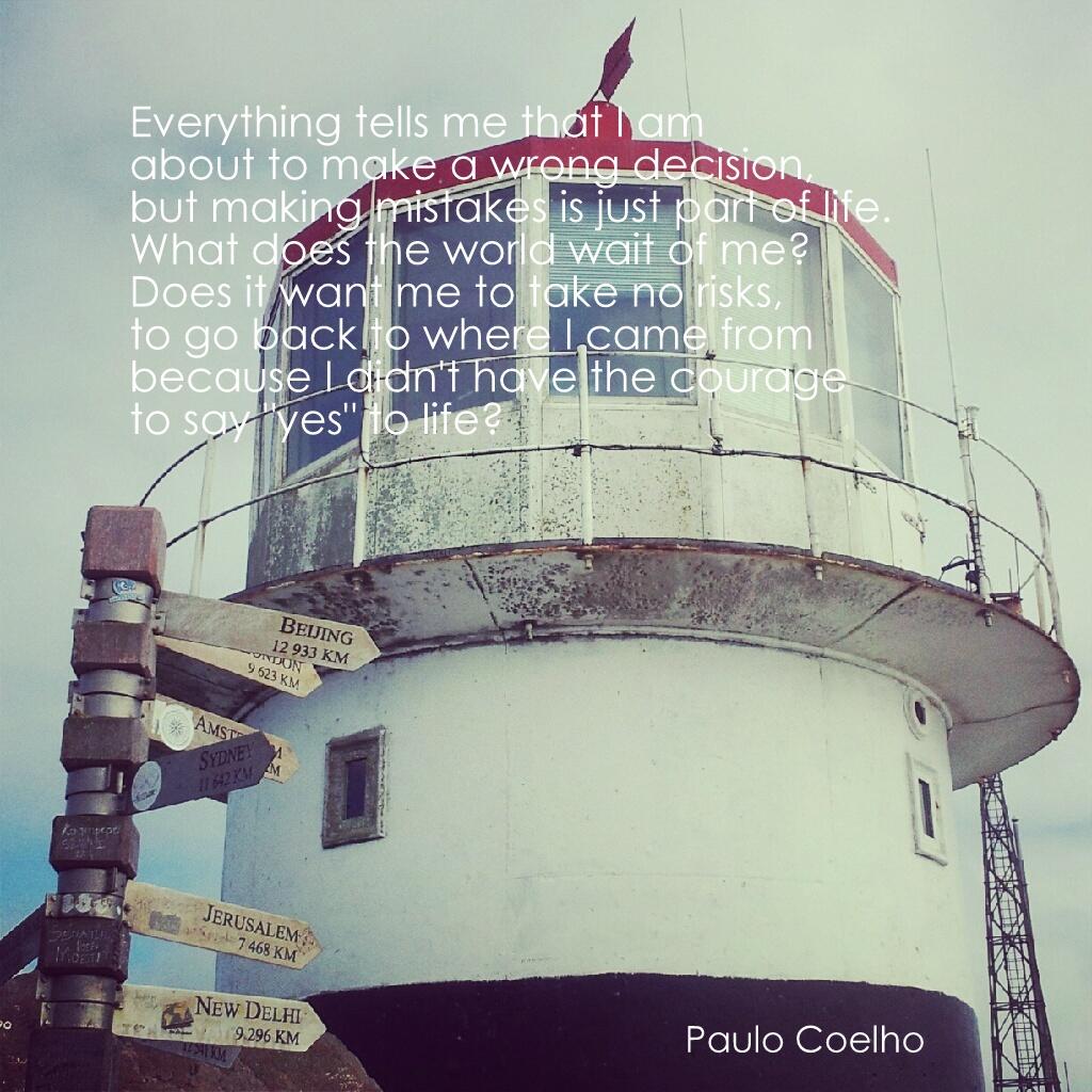 Zitate Paulo Coelho
